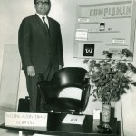 1 the founder of ANTISEL in 1967