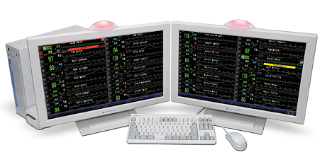Central Monitoring CNS-6201